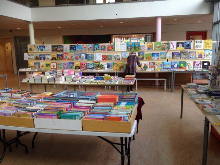 Gebruikte boeken kopen met korting