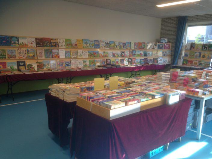 Gebruikte kinderboeken verkoop scholen