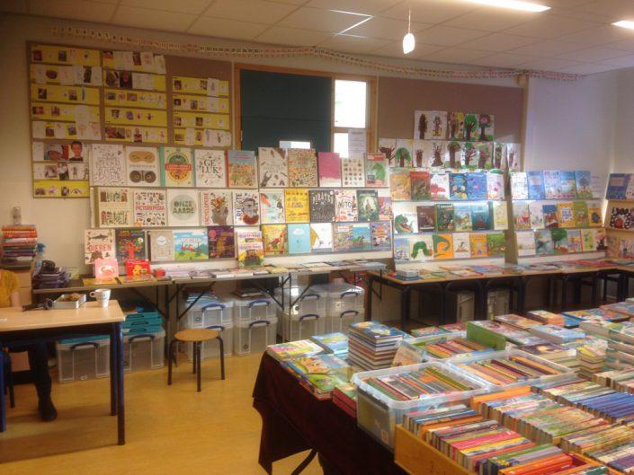 Marius boeken verkoop markt school